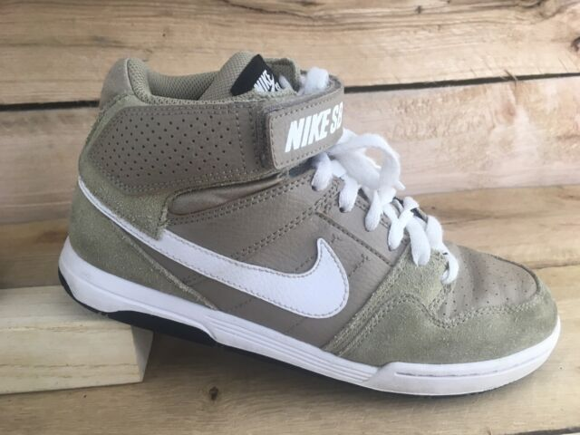 Nike SB Mogan Mid 2 Jr Shoes Youth Size 1y Basketball SNEAKERS ...