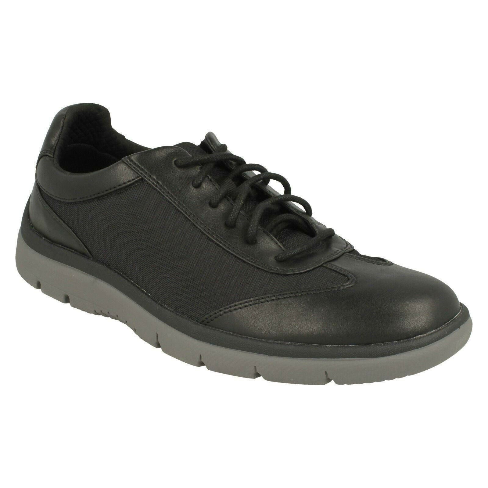 MENS MENS MENS CLARKS LACE UP CLOUDSTEPPERS WALKING TRAINERS SPORTS schuhe TUNSIL RIDGE    | Produktqualität  fd78a4