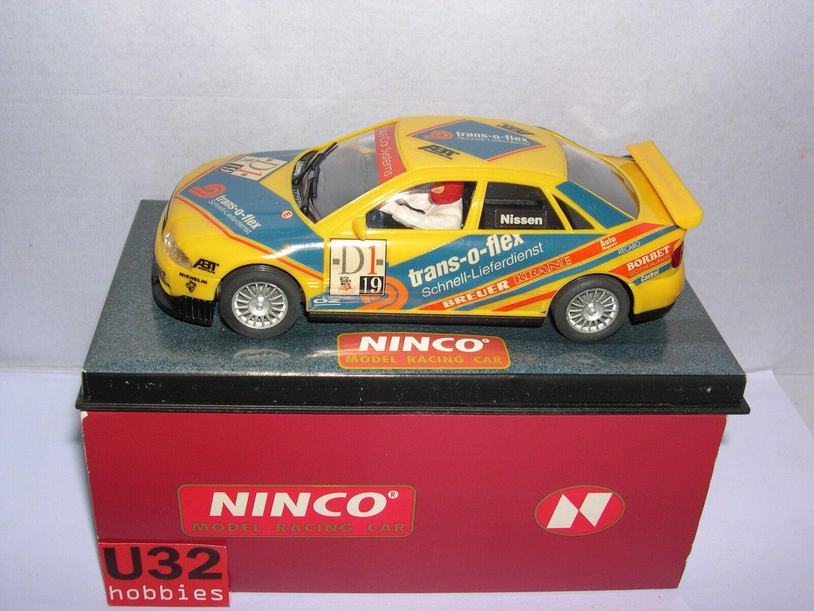 NINCO 50138 AUDI A4  19 ABT NISSEN MB