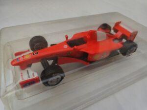 RBA-ATLAS-Editions-1-43-Ferrari-F-2000-Michael-Schumacher-F1-Diecast-Auto