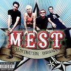 Destination Unknown [PA] by Mest (CD, Nov-2001, Warner Bros.)