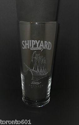 Shipyard American Pale Ale Pint Glass NEW //UNUSED