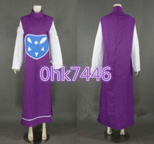 Undertale Toriel Goat Mom Cosplay Costume Dress Hot!