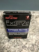 Extenze Maximum Strength Extended Release Fast Acting Male Enhancement 30 Caps