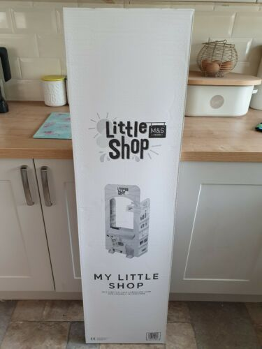 M/&S Marks And spencer Little Shop My Little Shop /& Apron Brand New