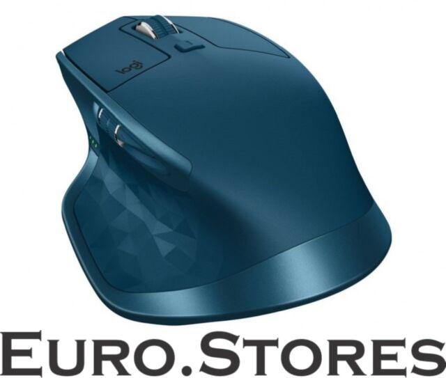 Logitech MX MASTER 2S Wireless Mouse Bluetooth 4000DPI Midnight Teal Genuine New