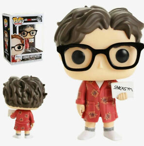 BIG Bang Theory-Leonard Funko Pop
