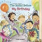 The Night Before My Birthday by Natasha Wing (Paperback / softback, 2014)