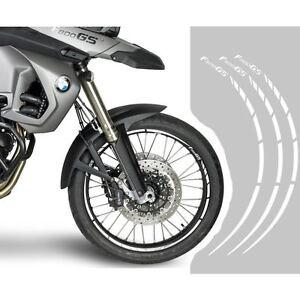 BMW-F-800-GS-KIT-ADESIVI-SPECIFICI-COLORE-BIANCO-CERCHIO-PROFILO-RUOTA