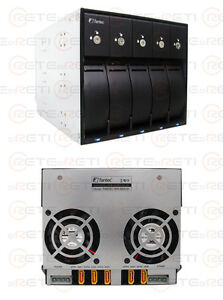 € 110+iva Fantec 5-bay Sas/sata Trayless Backplane Internal Enclosure Mr-sa3151 B4lqv5jz-07161042-151218226