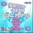 Party Tyme Karaoke Girl Pop 22 Various Artists Audio CD
