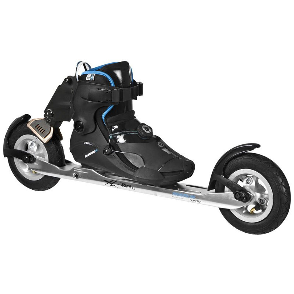 Powerslide XC Path VI Nordic Skating Inliner Skates - Modell Modell Modell 2015 (Größe 40) d4db29