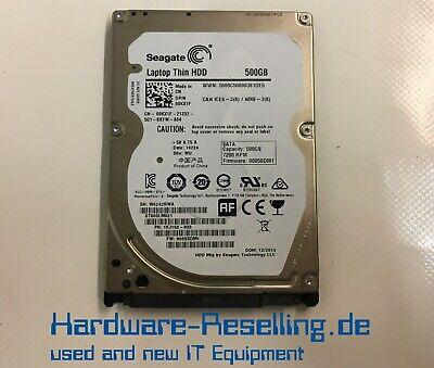 Dell Seagate Momentus Thin 500gb Sata Hdd 7200rpm 6g 32mb 00kx1f 1kj152 033 Ebay