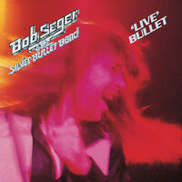 Bob Seger, Bob Seger & The Silver Bullet - Live Bullet [new Cd] Bonus Track, Rms on Sale