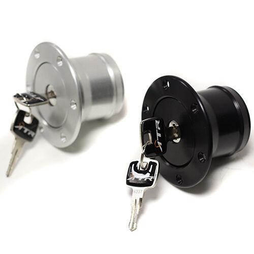 ATR productos Negro Kit De Combustible Tapón de aluminio de bloqueo no ventilada-FUE0155