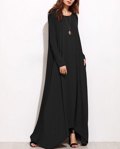 Tunic P A 110327b Dress Asimmetrico Donna Maxi Woman Vestito Abito Tunica Lungo q84tFOR