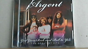 Argent - Greatest Hits ... God Gave Rock and Roll to You - Kürten, Deutschland - Argent - Greatest Hits ... God Gave Rock and Roll to You - Kürten, Deutschland