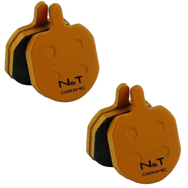 Bengal mb 606 606t 700 700t 839 839m 840 semi sintered ceramic brake pad