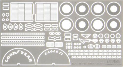 Fujimi Dup16 112701 Detail Up 1//20 Photo Etched Parts Williams FW14B British GP