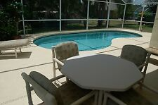 225 Florida villas for rent 3 bedroom home with pool in Davenport 2 week deal