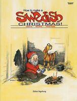 How To Make A Swedish Christmas, Book