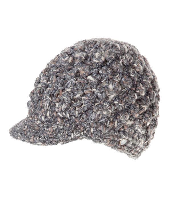 Stetson Norwich Handknitted-Beanie Knit Hat Wool Hat Winter Hat Wool New
