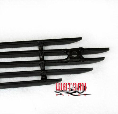 99-04 FORD MUSTANG V6 HOOD SCOOP+UPPER+BUMPER BILLET GRILLE INSERT PONY CUT OUT