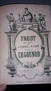 INSOLITE-Faust-opera-de-Barbier-Et-Carre-suivi-du-Petit-Menestrel-Gerville