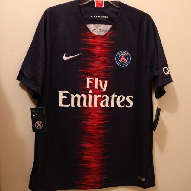 520562e15c8af uk paris saintgermain 7 mbappe home soccer club jersey 779ae d42c6