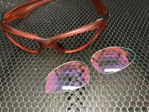74cb975fb3 Image is loading LINEGEAR-Custom-Replacement-Lens-for-Oakley-Scar-Ruby-