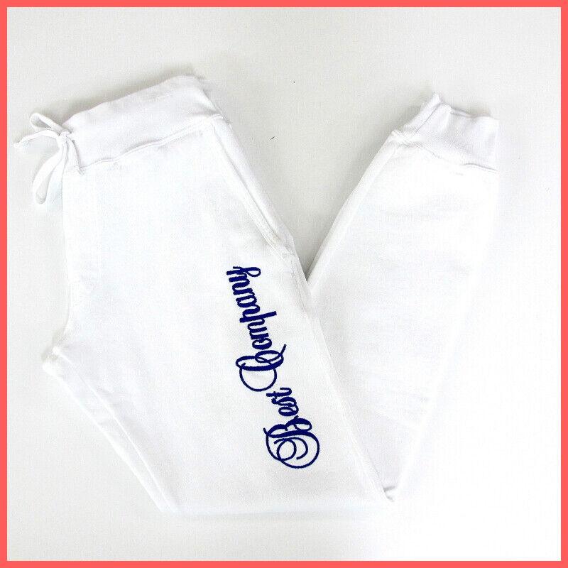 BEST COMPANY pantaloni felpa donna 592532 103 col. BIANCO estate 2019