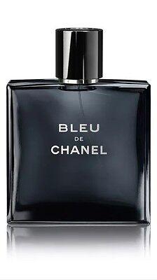 Bleu de Chanel Pour Homme 3.4 oz. Men Perfume EDT Cologne Fragrance Blue SEALED