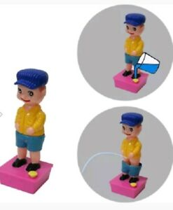 FUNNY GAG WEE BOY PEE BOY SQUIRTS WATER SQUIRTER 7.5 Inch CLASSIC