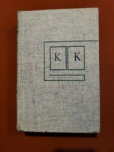 """RARE 1964 First Edition First Print """"Sometimes a Great Notion"""" by Ken Kesey"""