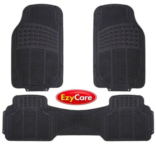 CHRYSLER JEEP GRAND CHEROKEE HEAVY DUTY 3 PIECE RUBBER FLOOR MAT 99-05