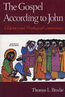 The Gospel According to John: A Literary and Theological Commentary by Thomas L. Brodie (Paperback, 1997)