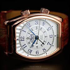 BURAN V.M.Wecker 2612/1089551 Poljot Tonneau Signal russische Uhr mechanisch