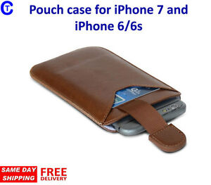 Leather-Pouch-Case-for-iPhone-6-6s-and-iPhone-7-4-7-034-mobile-phone