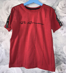 Boys Age 8-9 Years - T Shirt