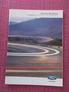 (2017) Ford Service Livre. Ka Fiesta Focus Mondeo B-max C-max Transit (acq 6129+)-afficher Le Titre D'origine