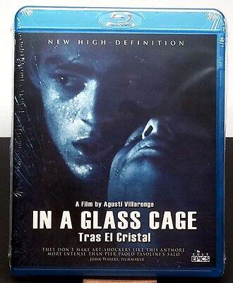 In a Glass Cage ~ Agusti Villaronga ~ Tras El Cristal NEW SEALED Blu-ray  HORROR | eBay