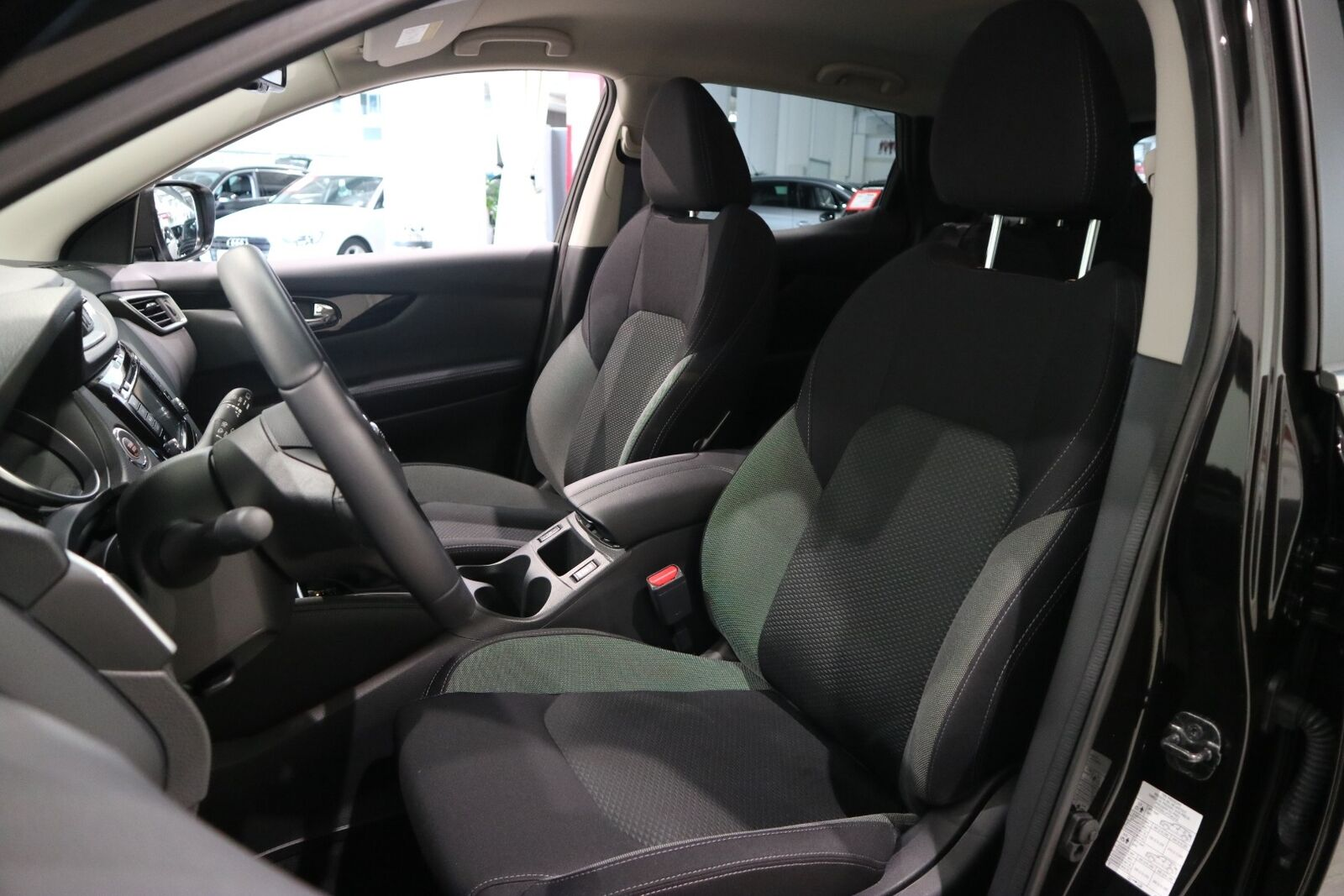 Nissan Qashqai 1,3 Dig-T 160 N-Connecta DCT - billede 12