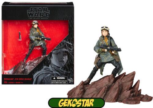 Jyn Erso Star Wars Black Series Exclusive Action Figure