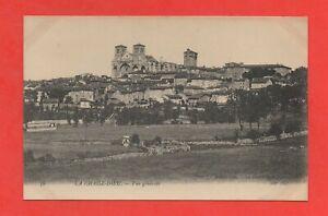 France-LA-CHAISE-DIEU-Vue-generale-K869