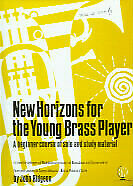 NEW HORIZONS FOR YOUNG BRASS PLAYER TREBLE CLEF