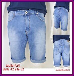 Uomo Corti Pantaloni Jeans Jeans Uomo 4xl Pantaloni Corti fgb7y6Yv