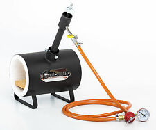 DFS Gas Propane Forge for Knifemaking Farriers Blacksmiths Furnace Burner