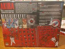 Akira 35th Anniversary Box Set By Katsuhiro Otomo For Sale Online Ebay