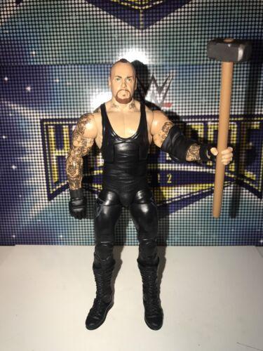 WWE Mattel TRU Exclusive Streak 20-0 Undertaker Wrestling Figure