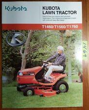 kubota t1760 lawn tractor ebay rh ebay com kubota t1460 service manual free kubota t1460 owners manual pdf